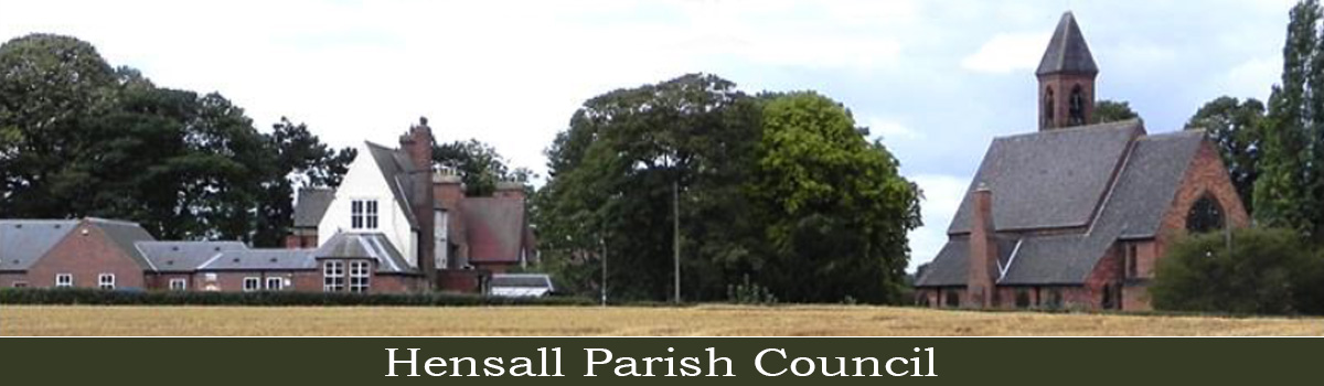Header Image for Hensall Parish Council
